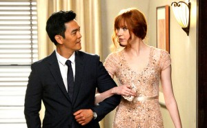 John Cho Selfie Entertainment Weekly