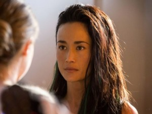 Maggie Q Summit Entertainment